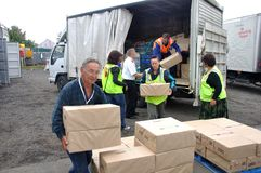πεινασμένες προμήθειες Στοκ φωτογραφίες με δικαίωμα ελεύθερης χρήσης