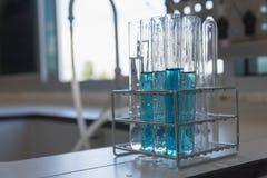 Πειράματα εξοπλισμού και επιστήμης Στοκ Φωτογραφία