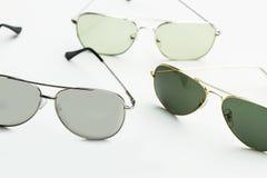 Πειραματικά γυαλιά ηλίου μόδας Στοκ Εικόνα