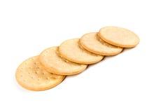 Πειραματικά μπισκότα ψωμιού Στοκ εικόνα με δικαίωμα ελεύθερης χρήσης