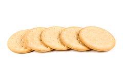 Πειραματικά μπισκότα ψωμιού Στοκ Εικόνα