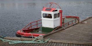 Πειραματική βάρκα Στοκ εικόνα με δικαίωμα ελεύθερης χρήσης