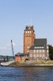 Πειραματικό σπίτι στο Αμβούργο, Γερμανία Στοκ Εικόνες