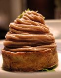 πειρασμός κέικ στοκ φωτογραφία