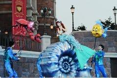 Πειρατές των Καραϊβικών Θαλασσών σε Disneyland στοκ εικόνα