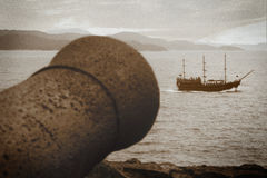 πειρατές Στοκ Εικόνα