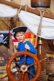 Πειρατής αγοριών Στοκ Εικόνες