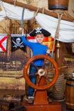 Πειρατής αγοριών Στοκ Εικόνα