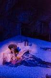 Πειρατής από τους πειρατές των Καραϊβικών Θαλασσών Στοκ Φωτογραφίες