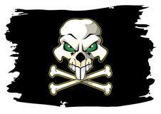πειρατής σημαιών Στοκ φωτογραφία με δικαίωμα ελεύθερης χρήσης