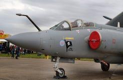 Πειρατής Blackburn, βρετανικά ναυτικά αεροσκάφη πυρηνικής επίθεσης από το Ψυχρό Πόλεμο Στοκ Φωτογραφία