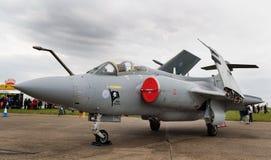 Πειρατής Blackburn, βρετανικά ναυτικά αεροσκάφη πυρηνικής επίθεσης από το Ψυχρό Πόλεμο Στοκ Εικόνες