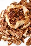 πεκάν baklava στοκ εικόνα με δικαίωμα ελεύθερης χρήσης