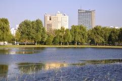 Πεκίνο αστική Κίνα Στοκ Εικόνες