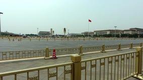 Πεκίνο, Κίνα - τον Ιούνιο του 2019: Απαγορευμένη πόλη, πλατεία Tiananmen απόθεμα βίντεο