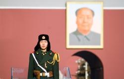 Πεκίνο, Κίνα Στοκ Φωτογραφίες