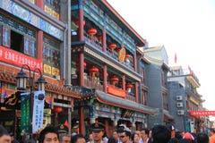 Πεκίνο hutong Στοκ Εικόνες
