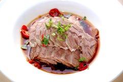 πελεκημένο κρέας Στοκ Εικόνες