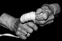 Πεπειραμένα χέρια στοκ εικόνες με δικαίωμα ελεύθερης χρήσης