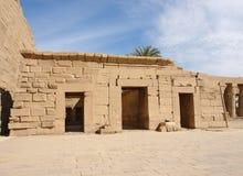 Περίβολος του amun-Πε στην Αίγυπτο Στοκ φωτογραφίες με δικαίωμα ελεύθερης χρήσης