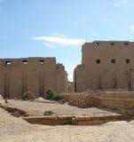 Περίβολος του amun-Πε στην Αίγυπτο Στοκ εικόνα με δικαίωμα ελεύθερης χρήσης