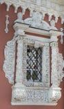 Περίβλημα του παραθύρου churchs από τη Ρωσία στοκ εικόνα