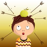 περίεργα θανάσιμα παιχνίδ&iot Στοκ εικόνα με δικαίωμα ελεύθερης χρήσης