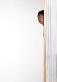 περίεργο κατσίκι Στοκ εικόνα με δικαίωμα ελεύθερης χρήσης