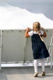 περίεργο κορίτσι Στοκ φωτογραφίες με δικαίωμα ελεύθερης χρήσης