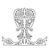 Περίκομψη καρδιά ομορφιάς για την ημέρα βαλεντίνων Στοκ φωτογραφία με δικαίωμα ελεύθερης χρήσης