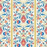 Περίκομψη floral διακόσμηση Στοκ φωτογραφία με δικαίωμα ελεύθερης χρήσης