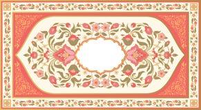 Περίκομψο εκλεκτής ποιότητας floral υπόβαθρο Στοκ φωτογραφία με δικαίωμα ελεύθερης χρήσης