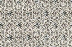 Περίκομψο μαυριτανικό σχέδιο Στοκ εικόνες με δικαίωμα ελεύθερης χρήσης