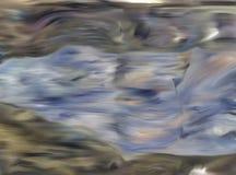 Περίληψη τέχνη ζωγραφική γραφικός αφαίρεση εικόνα Στοκ Φωτογραφίες