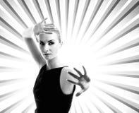 περίληψη backround πέρα από τη γυναίκ Στοκ φωτογραφίες με δικαίωμα ελεύθερης χρήσης