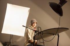 Περίοδος επικοινωνίας φωτογραφιών Στοκ εικόνα με δικαίωμα ελεύθερης χρήσης