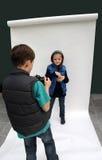 Περίοδος επικοινωνίας φωτογραφιών Στοκ Φωτογραφίες