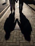 Περίπατος αγάπης Στοκ φωτογραφία με δικαίωμα ελεύθερης χρήσης