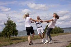 Περίπατος-γύρω από Στοκ Φωτογραφίες