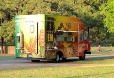 Περίπατος-επάνω φορτηγό τροφίμων της Em ραβδιών Στοκ εικόνες με δικαίωμα ελεύθερης χρήσης