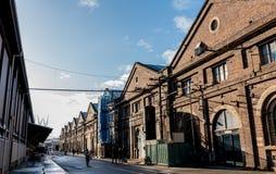 Περίπατος οδών Στοκ φωτογραφία με δικαίωμα ελεύθερης χρήσης