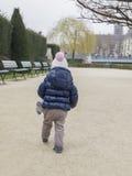 περίπατος πάρκων Στοκ εικόνα με δικαίωμα ελεύθερης χρήσης