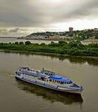 περίπατος ποταμών Στοκ Εικόνες