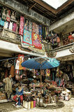 Αγορά του Μπαλί Ινδονησία Στοκ φωτογραφία με δικαίωμα ελεύθερης χρήσης