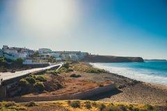 Περίπατος στη μαρίνα Rubicon στο BLANCA Playa, Lanzarote Στοκ φωτογραφία με δικαίωμα ελεύθερης χρήσης