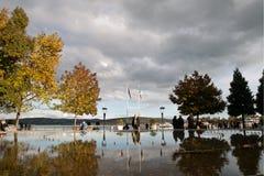 Περίπατος Lago maggiore Στοκ εικόνες με δικαίωμα ελεύθερης χρήσης