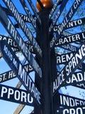 περίπλοκο σημάδι Στοκ φωτογραφία με δικαίωμα ελεύθερης χρήσης