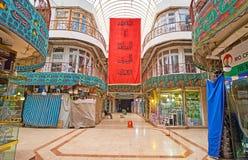 Περίπτερα της Τεχεράνης μεγάλο Bazaar Στοκ φωτογραφία με δικαίωμα ελεύθερης χρήσης