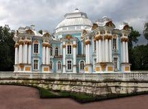 Περίπτερο ερημητηρίων σε Pushkin Στοκ Φωτογραφίες