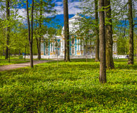Περίπτερο ερημητηρίων Στοκ εικόνες με δικαίωμα ελεύθερης χρήσης